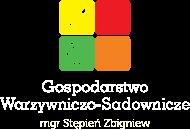 Gospodarstwo  Warzywniczo-Sadownicze mgr Stępień Zbigniew Logo